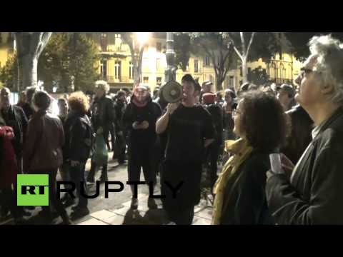 France: Protesters storm Marseille after activist killed by police grenade
