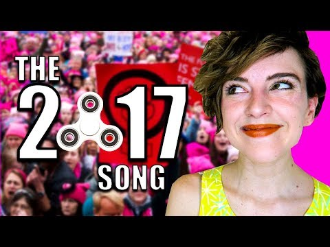 The 2017 Song- A Year in Review La La Land Parody