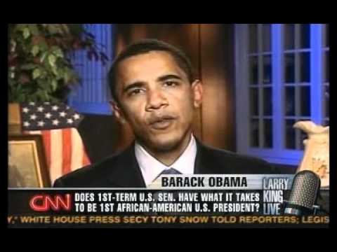 "FLASHBACK 2007: Obama Attacked Trying ""To Hide Behind Executive Privilege"""