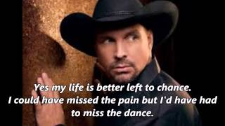 Watch Garth Brooks The Dance video