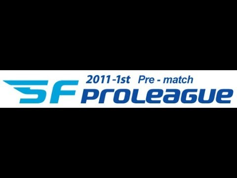 [KSF] SF Pro League 2011 1st Pre Match E01 Part 02