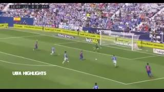 Barcelona vs Leganes 5-1 Full Match Highlights & Goals 17-09-2016 HD  La Liga