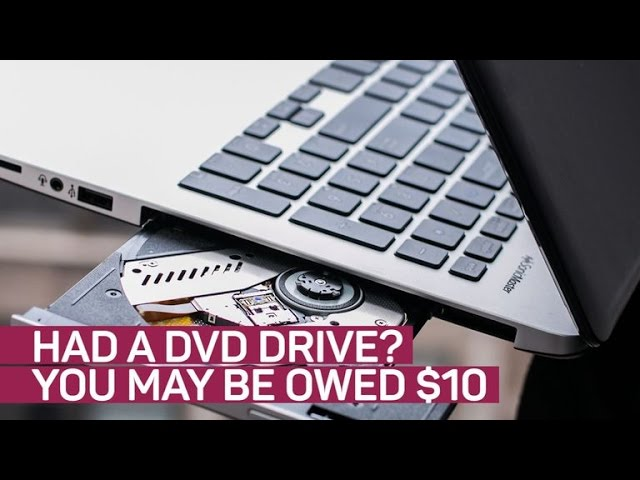You can earn $10 if you had a DVD drive a decade ago (CNET News)