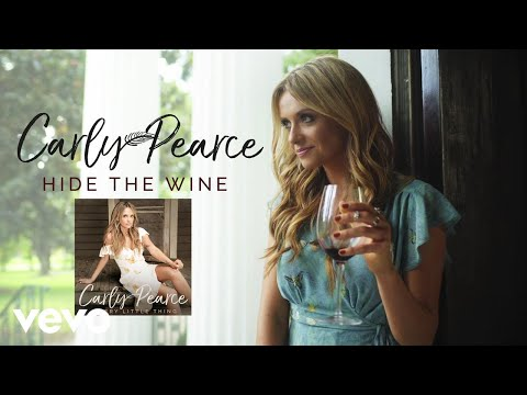 Carly Pearce  Hide The Wine Static