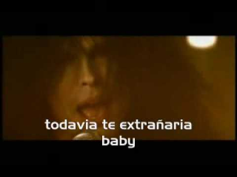Aerosmith - I don't want miss a thing (subtitulos español)