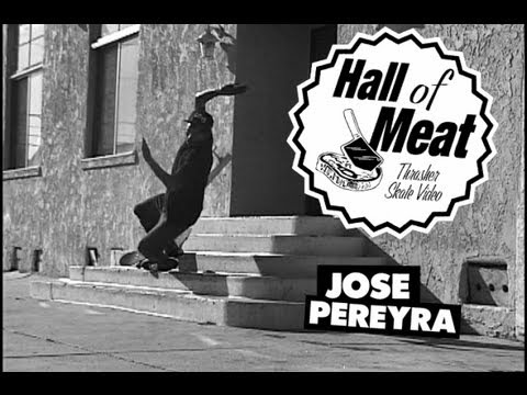 Hall of Meat: Jose Pereyra