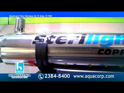 Tratamiento de Agua y Filtración