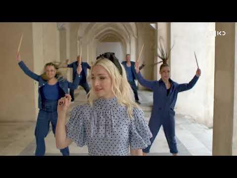 Postcard of Kate Miller-Heidke from Australia ???????? - KAN | Eurovision 2019