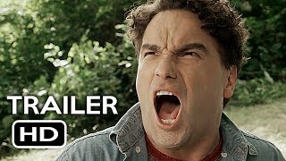 The Cleanse Official Trailer #1 (2018) Johnny Galecki Comedy Movie HD