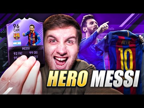 HERO MESSI PLAYER REVIEW!