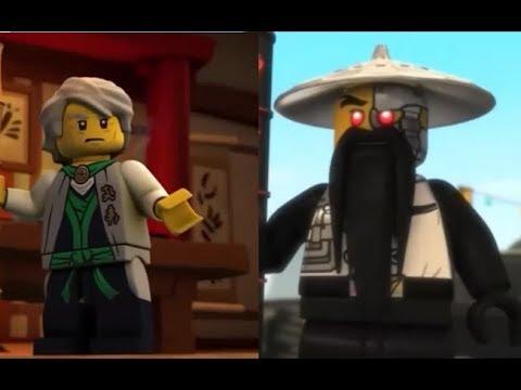 Tributo a sensei gramadon y evil wu ninjago youtube - Ninjago sensei wu ...