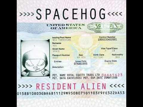 Spacehog - Ship Wrecked
