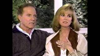 The Television Talk Show: Kathie Lee and Frank Gifford (w/Barbara Walters)