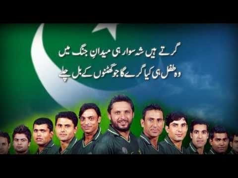 Pakistani Cricket Team | Hume Tumse Pyar Hai video