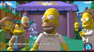 Lego Dimensions--Wii U (The Simpsons Level Pack )