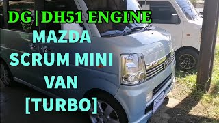 Mazda Mini Van[TURBO] Suzuki Carry Mini Truck & Suzuki Every Mini Van