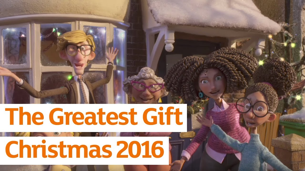 Sainsbury's Christmas Advert 2016: The Greatest Gift
