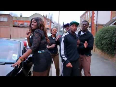 Azonto Dance 2013 In London Sarkodie, El, R2 Bees, Flexing Boy Swaggz ,yaw Siki,  Kill Beat video
