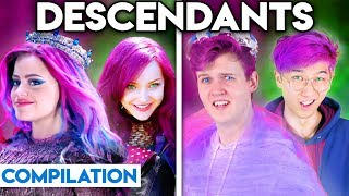 Download lagu DESCENDANTS WITH ZERO BUDGET! (BEST OF COMPILATION BY LANKYBOX!)