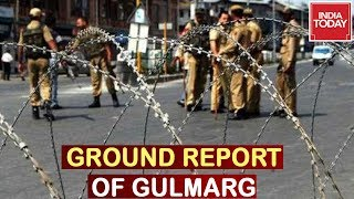 Ground Report Of Gulmarg, Security Forces Share Incites On Curbs Imposed In Valley