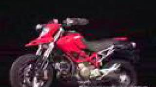 Ducati Hypermotard Motorcycle Review