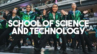 School of Science & Technology (SST) | Super 24 2018 Secondary School Category Red Division Prelims