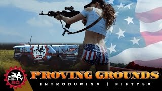Welcome to Fifty50 | Proving Grounds