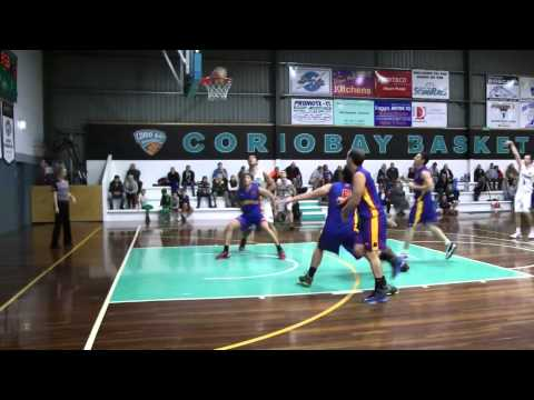 BIG V Corio Bay Stingrays Vs Werribee Devils