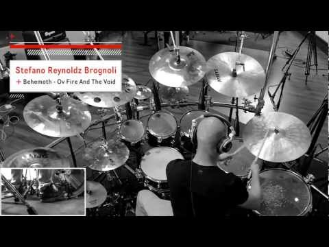Behemoth - Ov Fire And The Void Drum Cover by Stefano Reynoldz Brognoli thumbnail