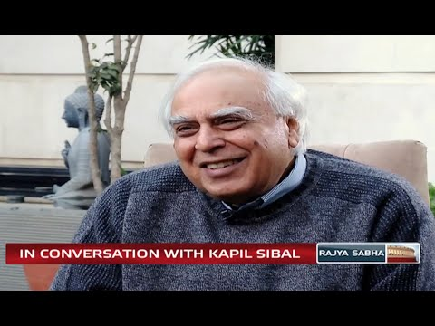 To The Point with Kapil Sibal