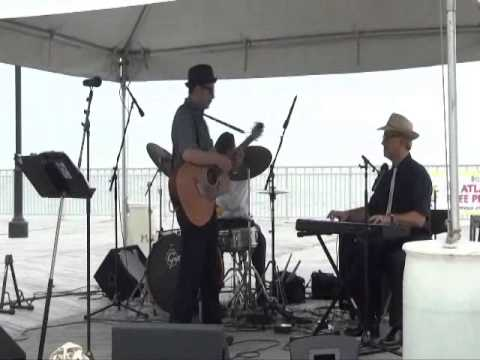 Atlantic City celebrates 101st anniversary of Garden Pier on July 19, 2014