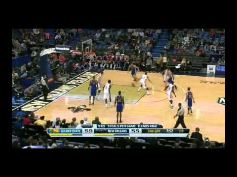 NBA CIRCLE - Golden State Warriors Vs New Orleans Pelicans Highlights 26 Nov. 2013 www.nbacircle.com