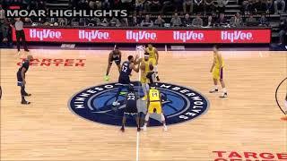 Los Angeles Lakers vs Minnesota Timberwolves NBA Full Highlights (7th January 2019)