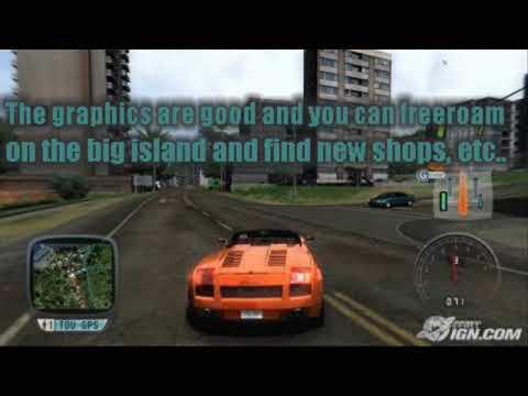 Psp Top 10 Racing Games Youtube