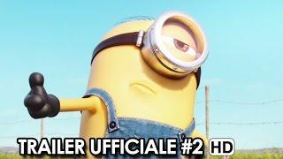 MINIONS Trailer Ufficiale Italiano #2 (2015) HD