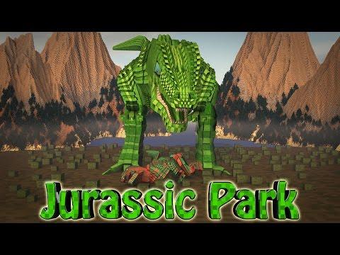 Minecraft Dinosaurs | Jurassic Craft Modded Survival Ep 38!