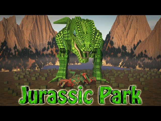 Minecraft Dinosaurs | Jurassic Craft Modded Survival Ep 38!