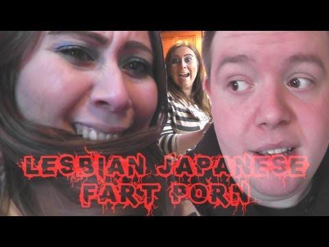 Lesbian Japanese Fart Porn video