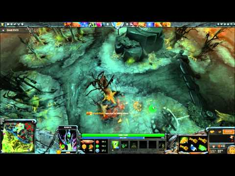 How to win a game of DOTA2 in the first 90 seconds