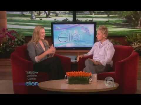 Anna Torv on The Ellen DeGeneres Show