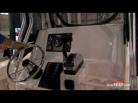 Mako 212 Center Console Boat 2010- Reviews By BoatTest.com