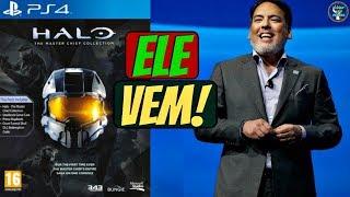 Microsoft quer HALO MASTER CHIEF COLLECTION no PS4! Xbox virou MULTI!