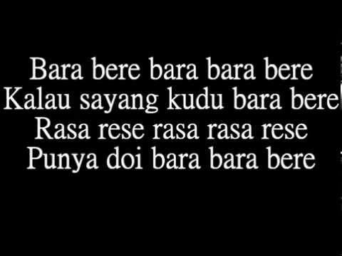 Bara Bere Siti Badriah  Lyrics