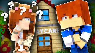 Minecraft Daycare - TINA LOSES HER MEMORY !? (Minecraft Roleplay)