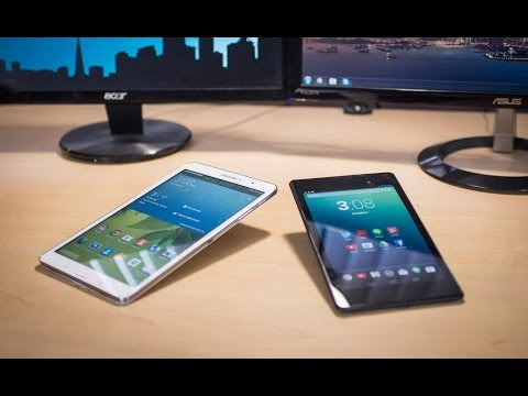 Samsung Galaxy Tab Pro 8.4 vs. Google Nexus 7 (2013) - Detailed Comparison!