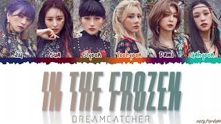 Download lagu Dreamcatcher (드림캐쳐) - 'IN THE FROZEN' Lyrics [Color Coded_Han_Rom_Eng]