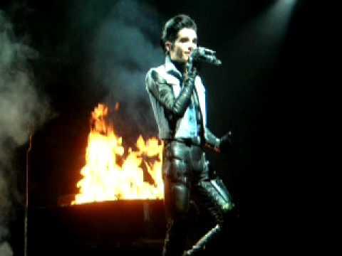 Tokio Hotel Zoom LIVE Toulouse 02.04.2010