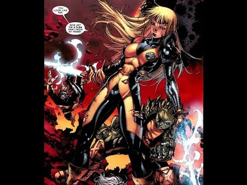 Marvel Heroes: Team-Ups: Magik