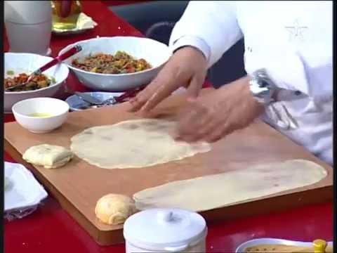 مأدبة برنامج الطبخ المغربي الحلقة 21