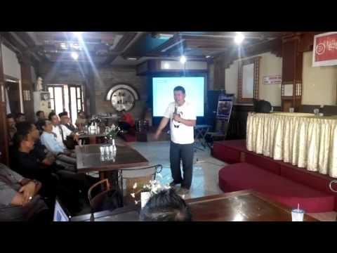 E Dinar Meeting Leader Di Bojonegoro, Indonesia 2016 08 09